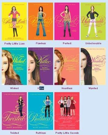 descargar libro pretty little liars