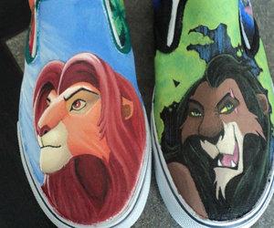 lion king shoes