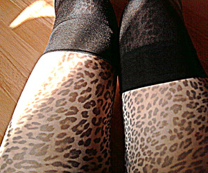 legs panther glam sleaze