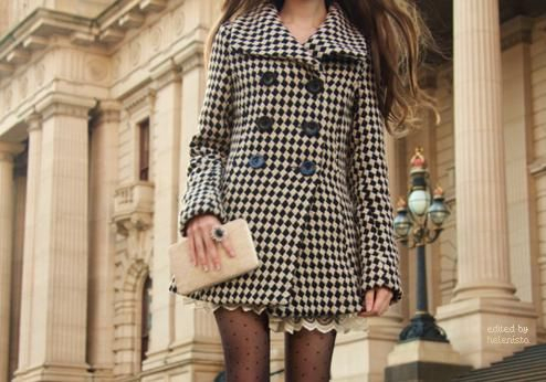 Artsy-blonde-checker-checkered-coat-favim.com-442765_large