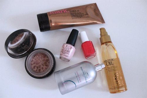 Le Cheap c'est Chic » summer beauty faves