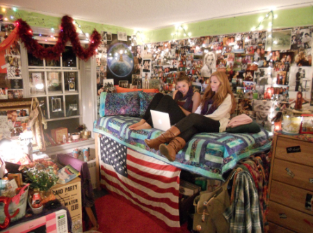 Dormspiration: 3 Amazing Real-Life Dorms and the Inspiration Behind Them – College Fashion