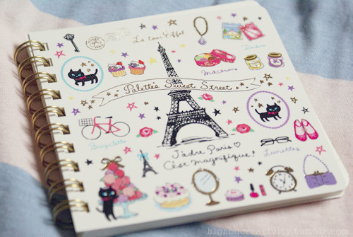 Book-cats-cute-drawings-eiffeltower-favim.com-362155_large