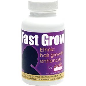 Fast Grow vitamins for Ethnic or Black hair growth | We Heart It