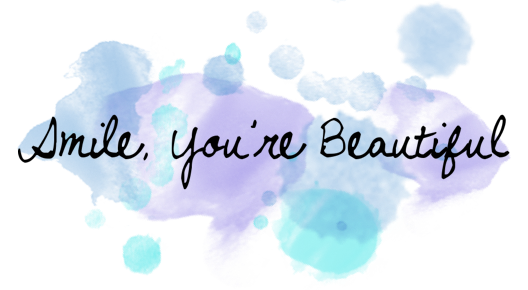 tumblr smile you're beautiful - Google Search | We Heart It