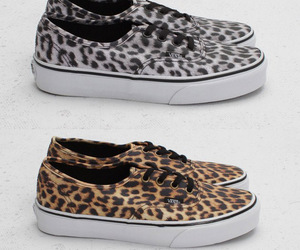vans leopard awesome swag