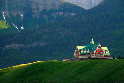 Price of Wales Hotel, Waterton National Park,... - Memories