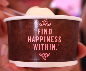 find happiness within