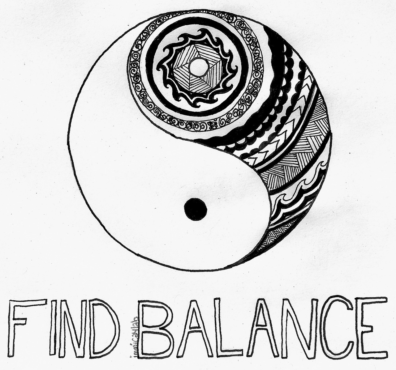 Find The Perfect Balance