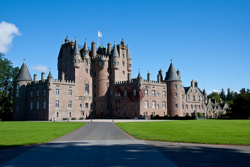 Glamis Castle | Flickr - Photo Sharing!