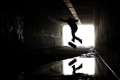 boy, hipster, photography, skateboard - inspiring picture on Favim.com