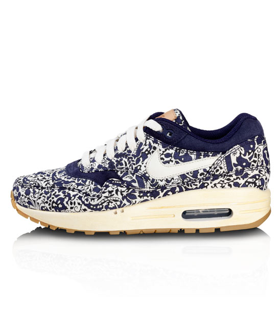 Nike Air Max Liberty Flower Violet | International College of