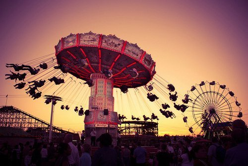 (1) ♔ Summertime, beach & Fun Fair ♔
