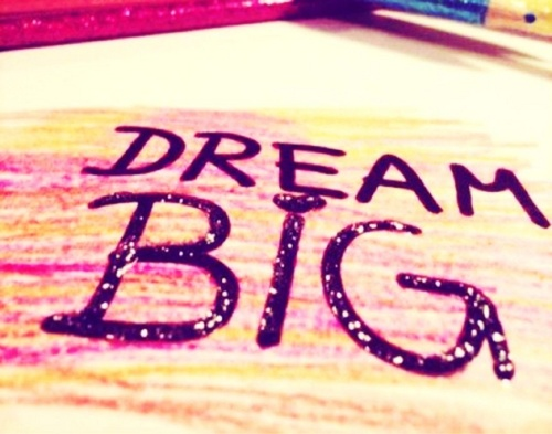 Dream big,Dream,Love - inspiring picture on PicShip.com