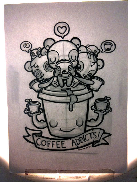 Coffee Addicts Ink | Flickr: Intercambio de fotos