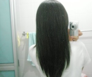 hair v cut