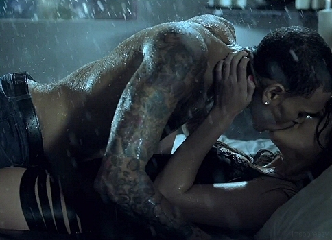 #chris brown #love #sex #making love #couple - I.