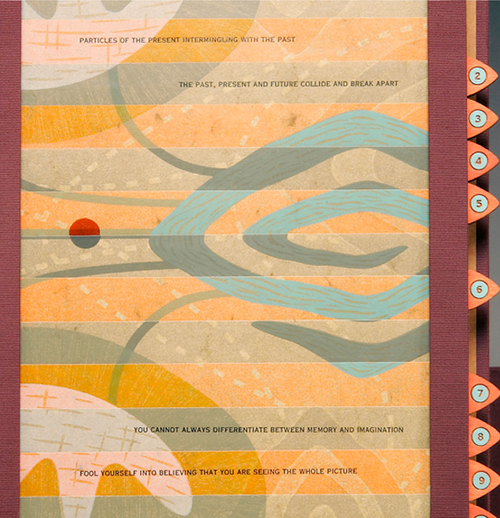 It's Nice That : Beautifully reimagining the book both textually and visually is Julie Chen