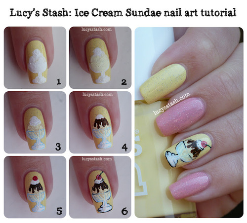 Ice-cream-sunday-nail-art-manicure-with-models-own-and-nails-inc-tutorial_large