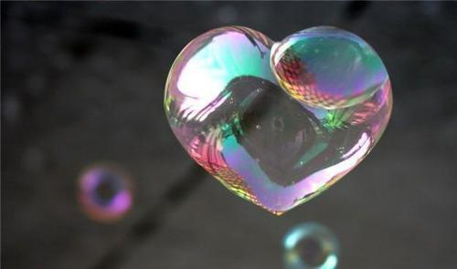 bubble, heart, love - inspiring picture on Favim.com