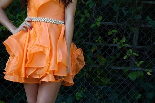 Beautiful-dress-fashion-girl-orange-favim.com-450634_large