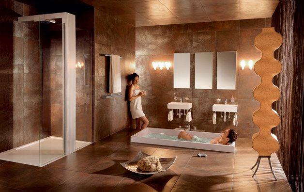 the pictures for luxury spa bathroom