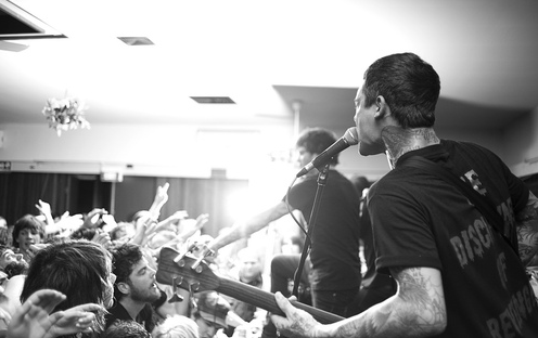 Fuck Yeah, The Amity Affliction
