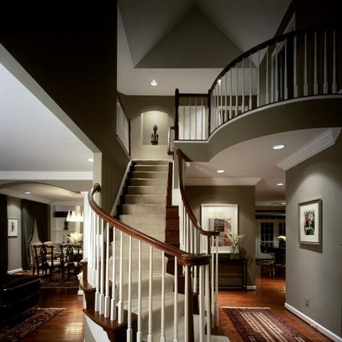 Modern Luxury Foyer : Best sample photos of foyer and entryway design