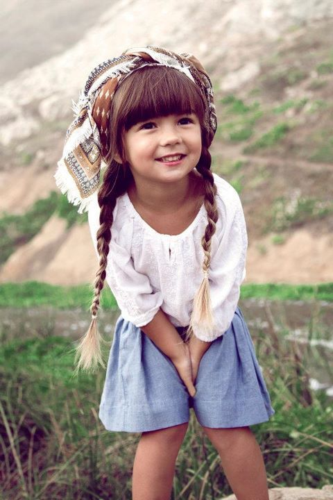 The Elegant kids, slagofthecentury: can my daughter look like this