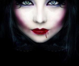 vampire gueisha