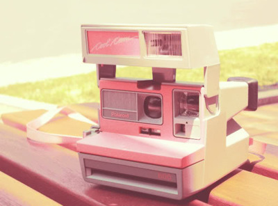beautiful, cute, photography, pink, polaroid - inspiring picture on Favim.com