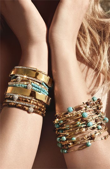 "LoveIt | ""bingle bungle bangle! // Michael Kors Hinged Buckle Bangle"" Gorgeoussss!"
