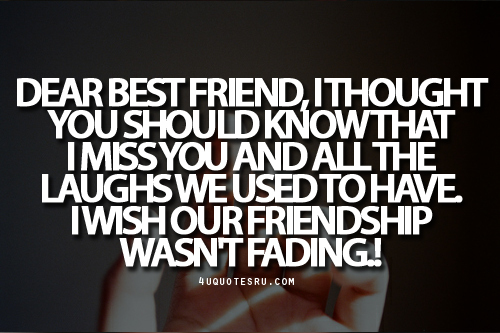 Moving Quotes Friendships On