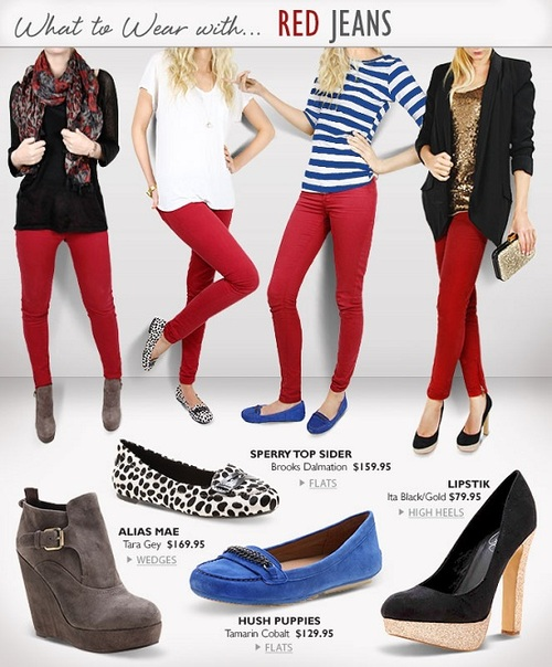Google Image Result for http://blog.styletread.com.au/wp-content/uploads/2012/06/GNL_How2Wear_Red-Jeans_V1_2.jpg