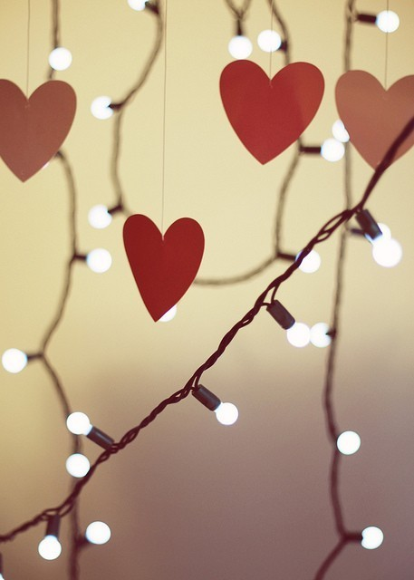Magical Images & Lighting / Simple, yet magical twinkle lights full of love!