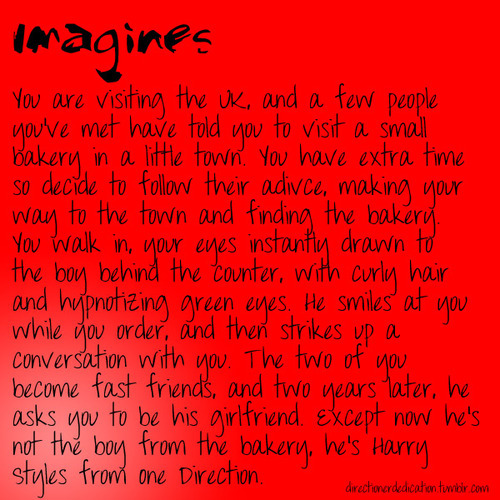 harry styles imagine | Tumblr | We Heart It