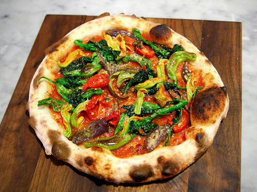 Top This: Farmer's Market Pizza (à la Cecconi's) | Slice Pizza Blog