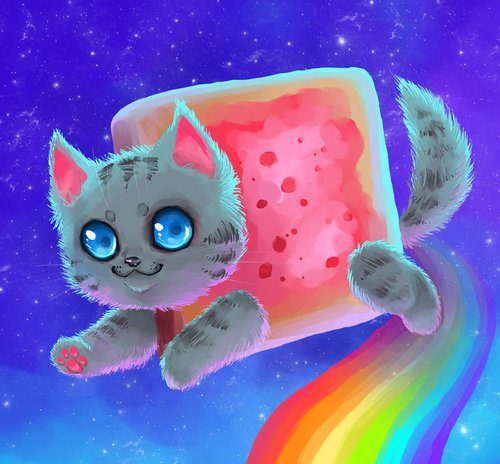 Nyan Cat 7!! | Facebook