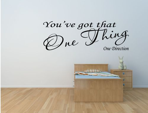 Song Lyric Wall Art wall art decals song lyrics ~ color the walls of your house