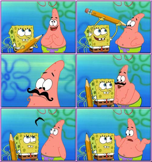 By Photo Congress || I'm Ready Promotion Spongebob