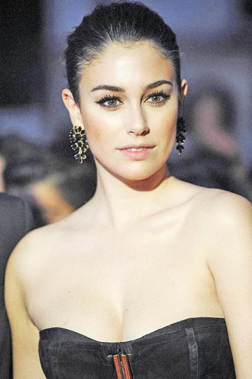 24 წლის ესპანელი მსახიობი - ბლანკა სუარეზი