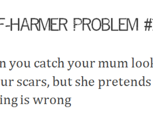 self-harmer