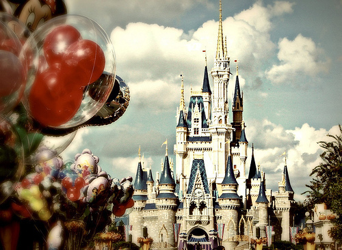 disney castle | Tumblr