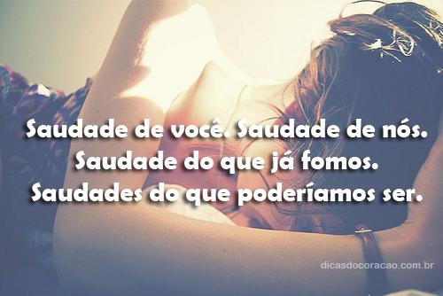 Imagem De Saudades: Dicas Do Coração ♥ Imagens De Amor Saudades » ♥ Dicas Do