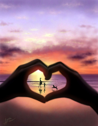 Beach_family_love_silhouette_sky_animated-4f31a8a032d9483f459f551596d3d782_h_large