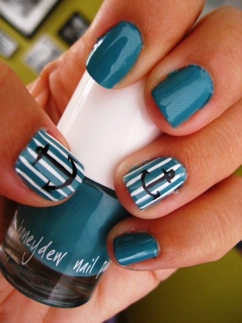 Fingernail polish pinterest