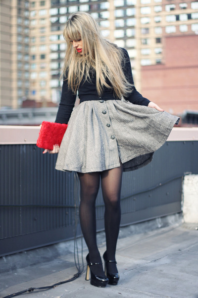 Heather-gray-necessary-clothing-dress-red-h-m-bag-black-zara-cardigan_400_large
