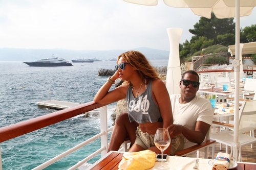 Beyonce Shares Personal Photo Collection on Tumblr | GossipOnThis.com