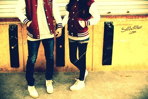 Images About Ulzzang Couple  E  A On We Heart It See More About Couple Ulzzang And Korean