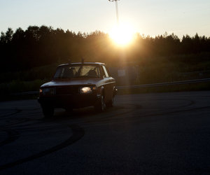 car volvo240 sweden